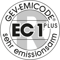 Prüfsiegel EC1plusR