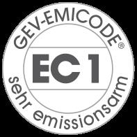 Prüfsiegel EC1