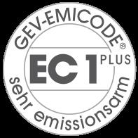 Prüfsiegel EC1plus