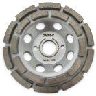 blizz-z Diamant-Topfschleifer zum Abschleifen von Beton, Estrich und Naturstein