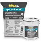 epoxiplan 2K Epoxidharz-Industriebodenverlaufsmasse als Kratzspachtelung