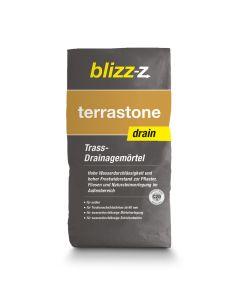 terrastone drain | Trass-Drainagemörtel