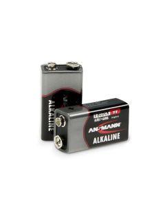 Block-Batterie 9V
