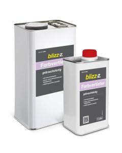 blizz-z Farbvertiefer | wasserabweisende Imprägnierung mit speziellen farbvertiefenden Zusätzen