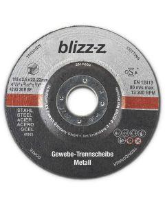 Gewebe-Trennscheibe | Metall