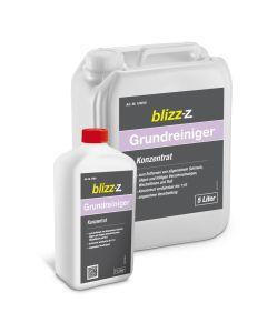blizz-z Grundreiniger für Fliesen und Stein | für die Bauendreinigung