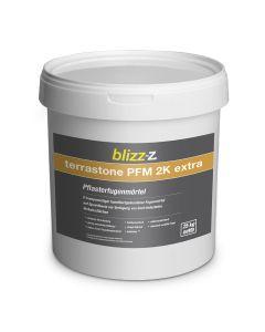 terrastone PFM 2K extra | Pflasterfugenmörtel für hoch belastete Verkehrsflächen