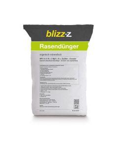 Organisch-mineralischer Rasendünger - für die ganzjährige Düngung