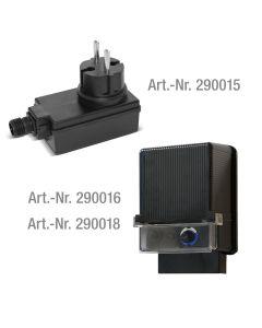Zubehör für Transformator - mit Kabel (2m, H05RN-F),Timer und Lichtsensor