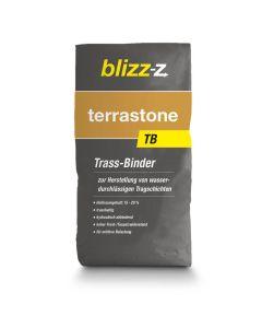 terrastone TB Trass-Binder für Einkornmörtel